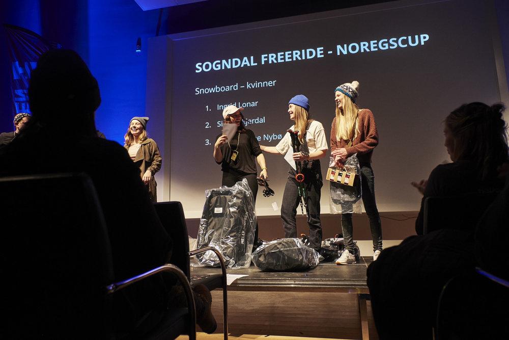 Best of torsdag - Sogndal Freeride, basar, skredforedrag, konsert, fjellsportkveld m.m.
