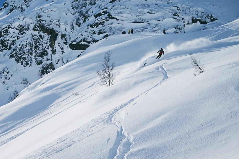 Det råeste fra Sogndal Freeride - FriFlyt (28.02.2018)