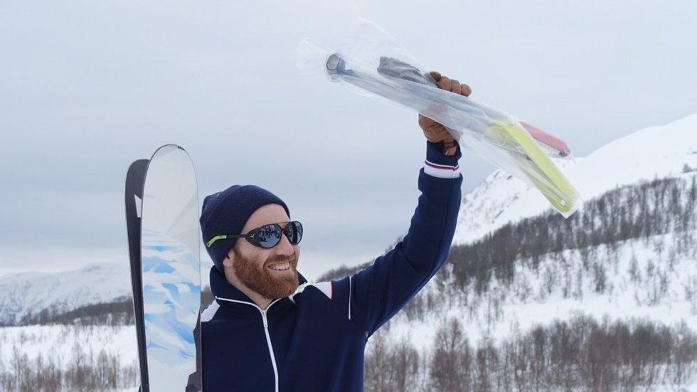Kom til Sogndal for ni år sidan for å stå på ski. Sigra i kinesisk utfor - Porten.no (24.02.2018)