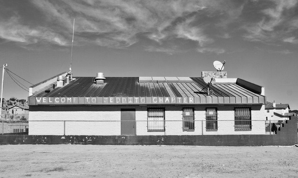 Jeddito, Arizona. Navajo Reservation