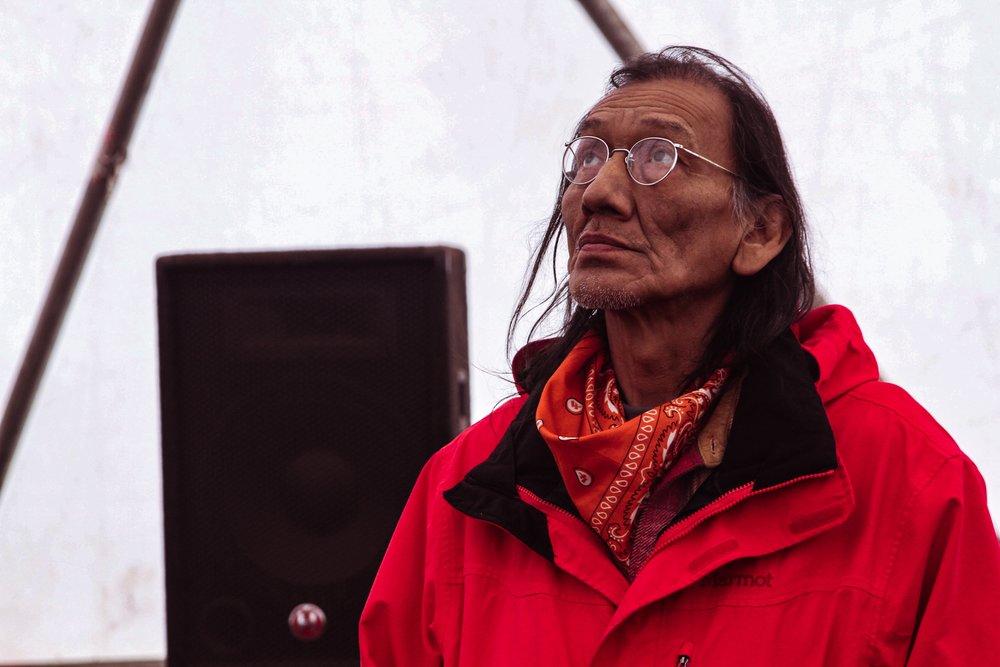 Oceti Sakowin Camp, Standing Rock.