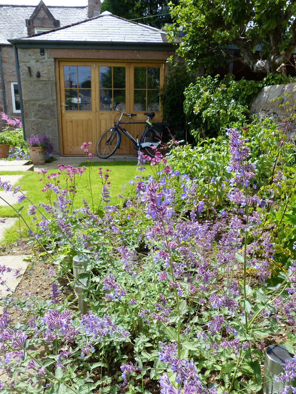 Initially My Input Was Requested Principally For Helping With The Planting  Of The New Garden But Also To Look Over The Clientu0027s Plans For Reinstating  The ...