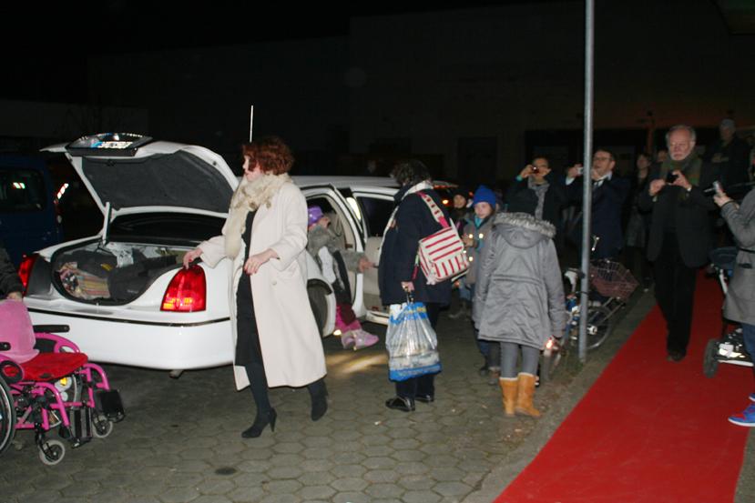 Abbildung Anreise Limousine, 2013