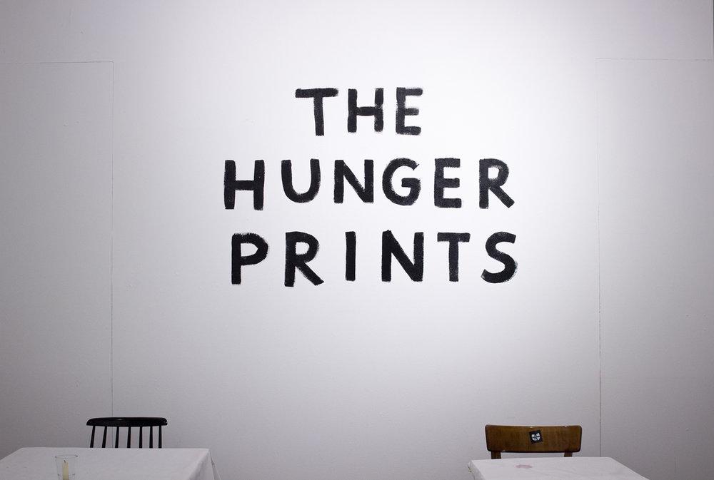 """""""The Hunger Prints"""" zusammen mit Suse BauerAktion #43"""