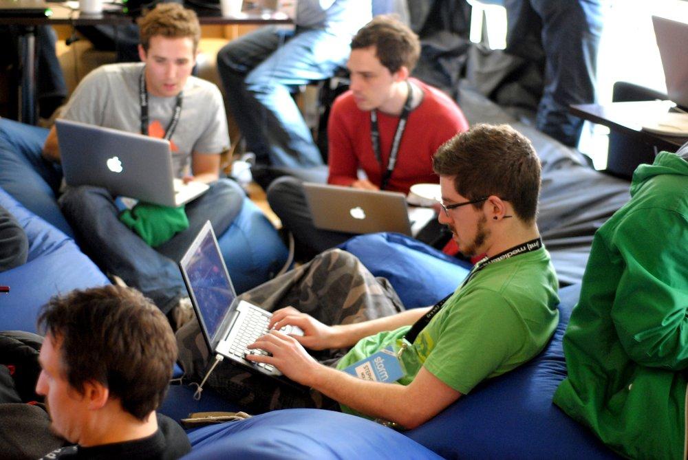 Startups technologiques -