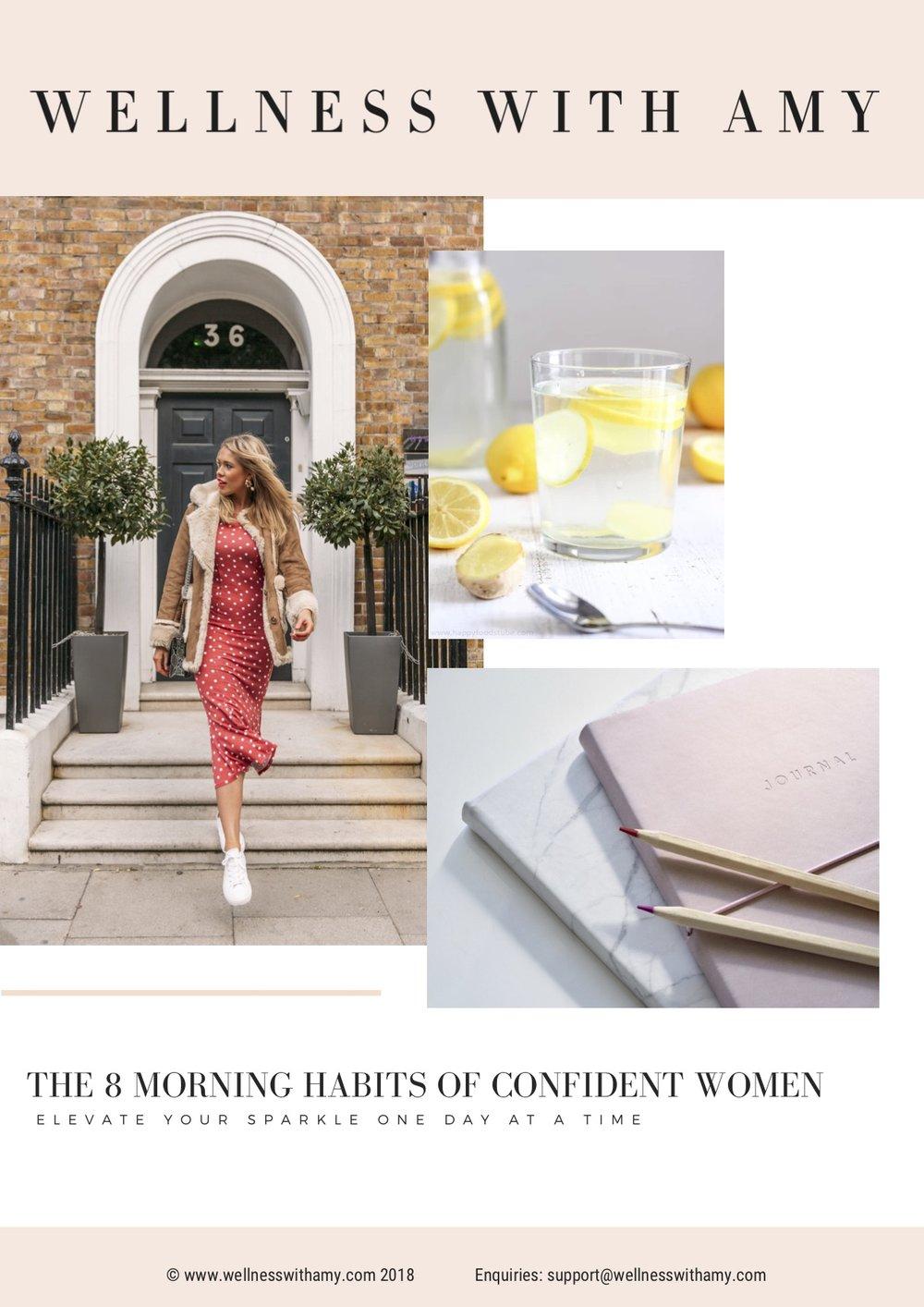 8 habits of confident women