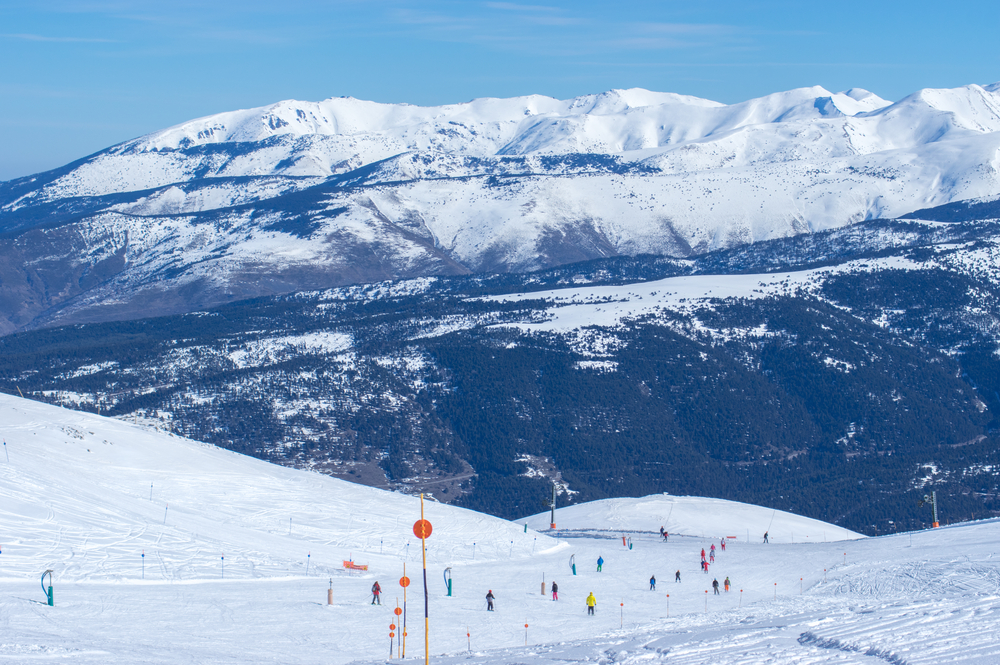 La Masella Ski Resort in Spain