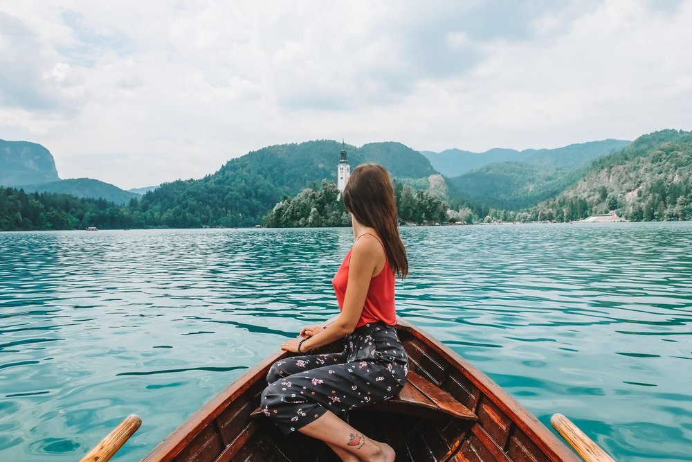 Lake Bled is one of Slovenia's most known attractions. And it's well worth a visit!