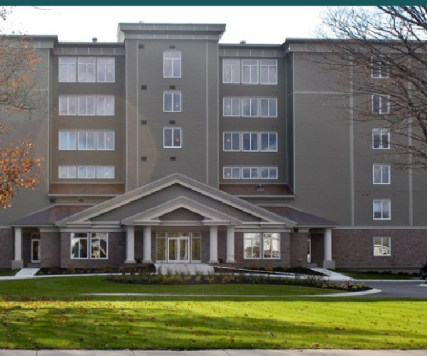 SouthView Condominiums - Kileel Developments Ltd. co-developed the 35-suite luxury condominium complex known as SouthView Condominiums, which is located on Fredericton's north side over-looking the Saint John River.