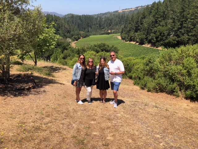 We're loving these photos from a recent #Napa trip we helped plan for this awesome family! . . . . #wine #napavalley #thevalley #redwine #winery #travel #cali #california #grape #vine #napavalleywine #napavalleylife #napavalleywines #napavalleywinery #winerylovers #corporatetravel #corporatetravelagency #corporatetrip #corporatetravelservice #wine🍷 #stressfree #napawinery