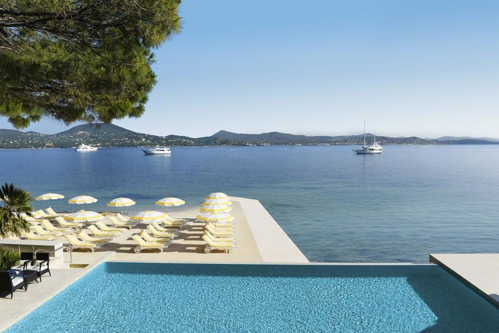 TOUCH OF ST. TROPEZ