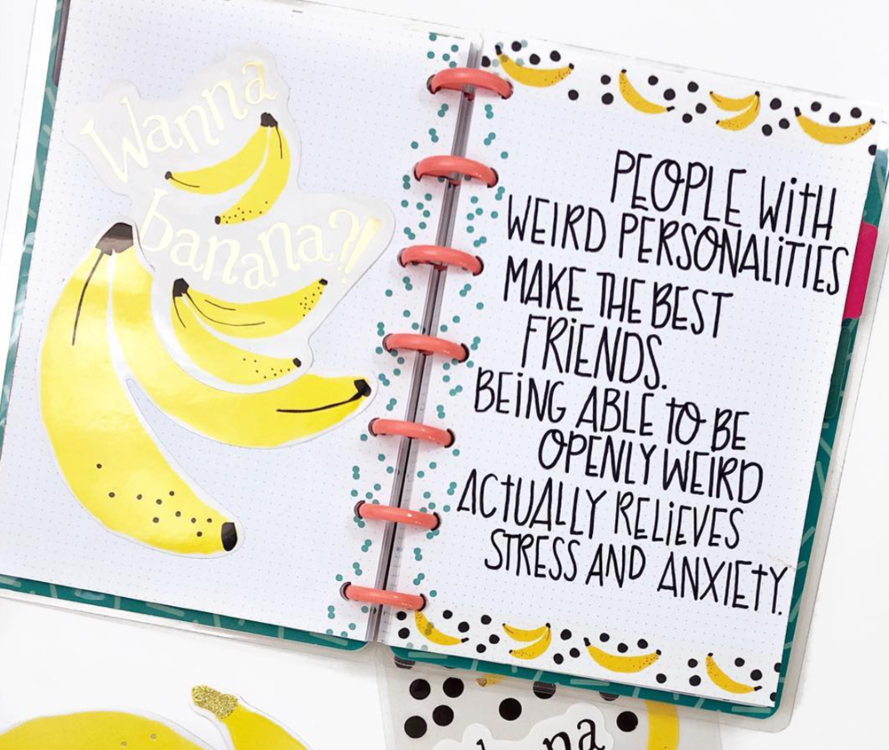 Weird Banana | Jennie McGarvey
