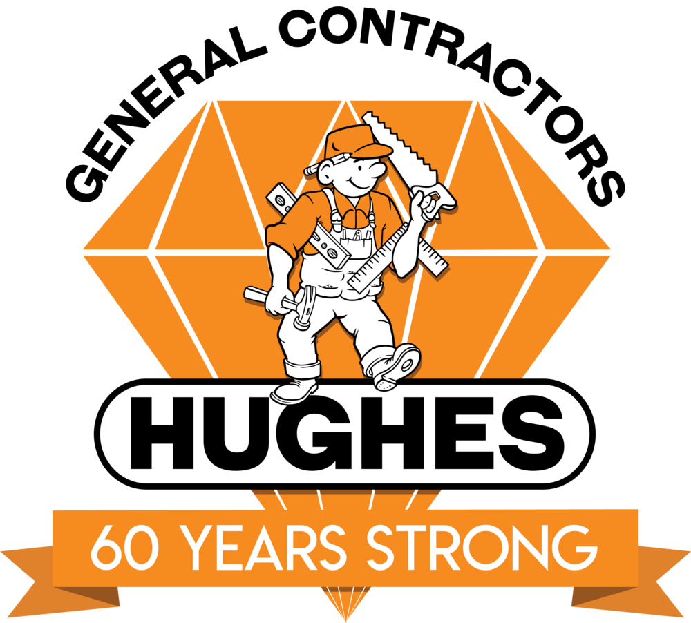 2018 - Hughes General Contractors celebrates 60 years in business.