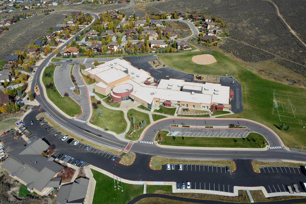 2001 - After decades specializing in educational construction, Trailside Elementary School in Park City becomes Hughes' 100th significant educational facility.