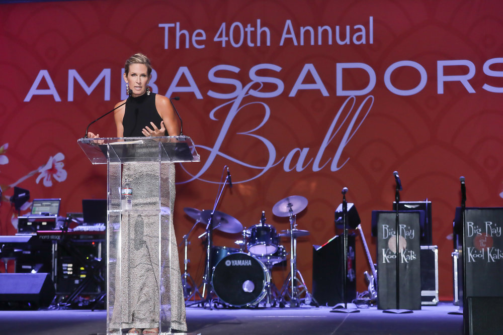 40th Annual ms ambassadors ball / 10.2.2018 - Emcee/Host