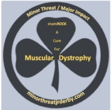 March-April 2018  Muscular Dystrophy Association of St. Louis - Show your support for the MDA with one of our limited edition stickers. https://www.mda.org/office/st-louismoney raised: $110(check blog for story)