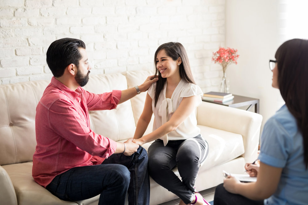 Marraige counseling sex drive