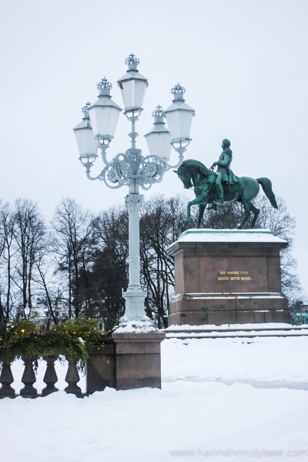 A Winter Break in Oslo, Norway | www.hannahemilylane.com