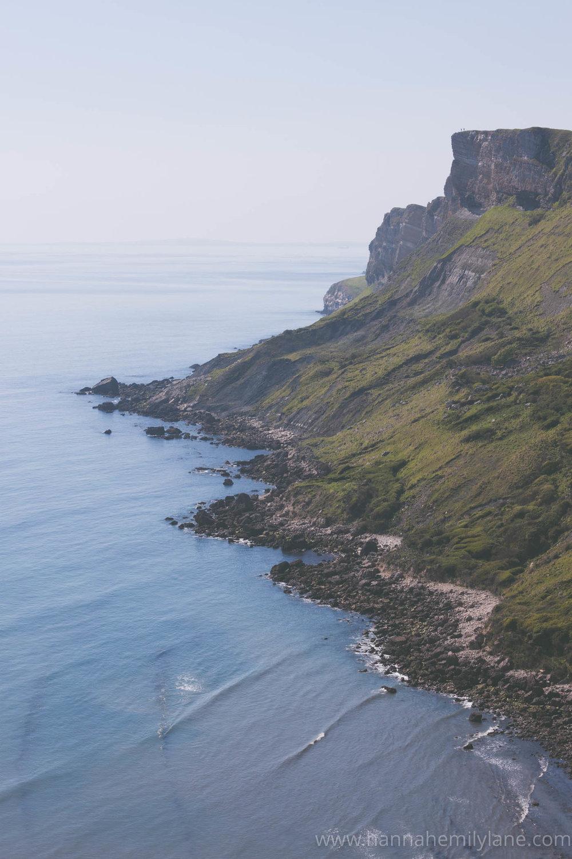Jurassic Coast, Dorset  | www.hannahemilylane.com