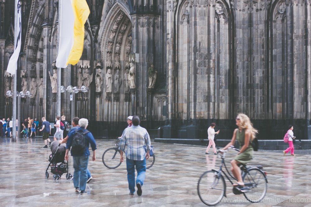 3 days in Cologne, Germany | www.hannahemilylane.com