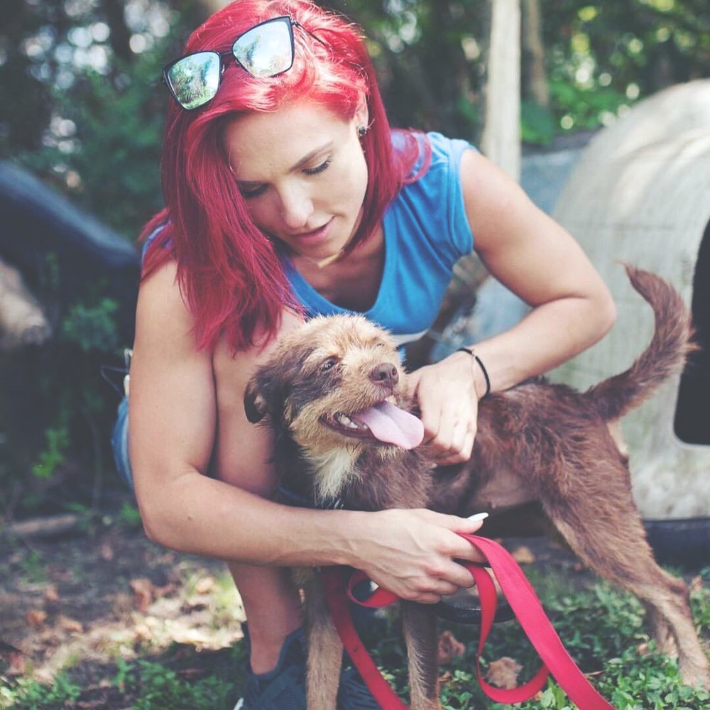 DWTS' Sharna Burgess Is Stunned by What She Sees With PETA -