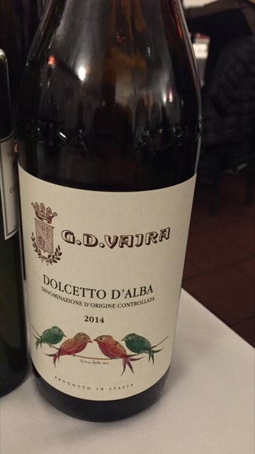 Don't be fooled by the name; Dolcetto is, indeed, dry