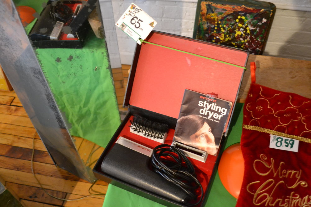 Vintage Styling Dryer - Esoteric & Antique Sale Christmas In October