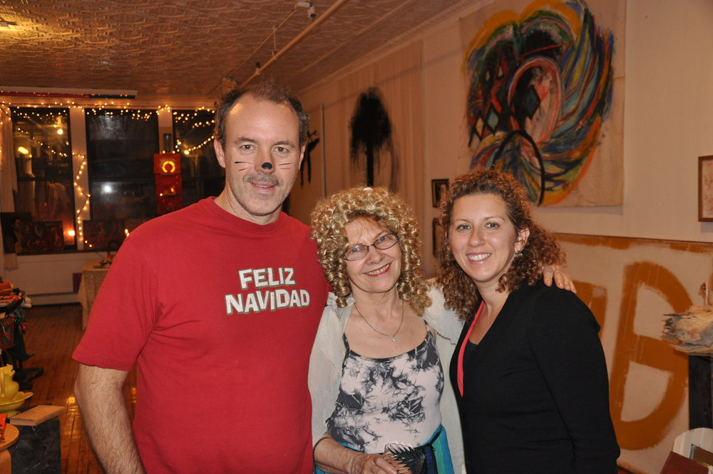 CJBLAF Directors - Christmas in October
