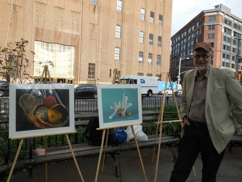 Artists In The Parks - Wayne TriBeCa Park TOAST 2016