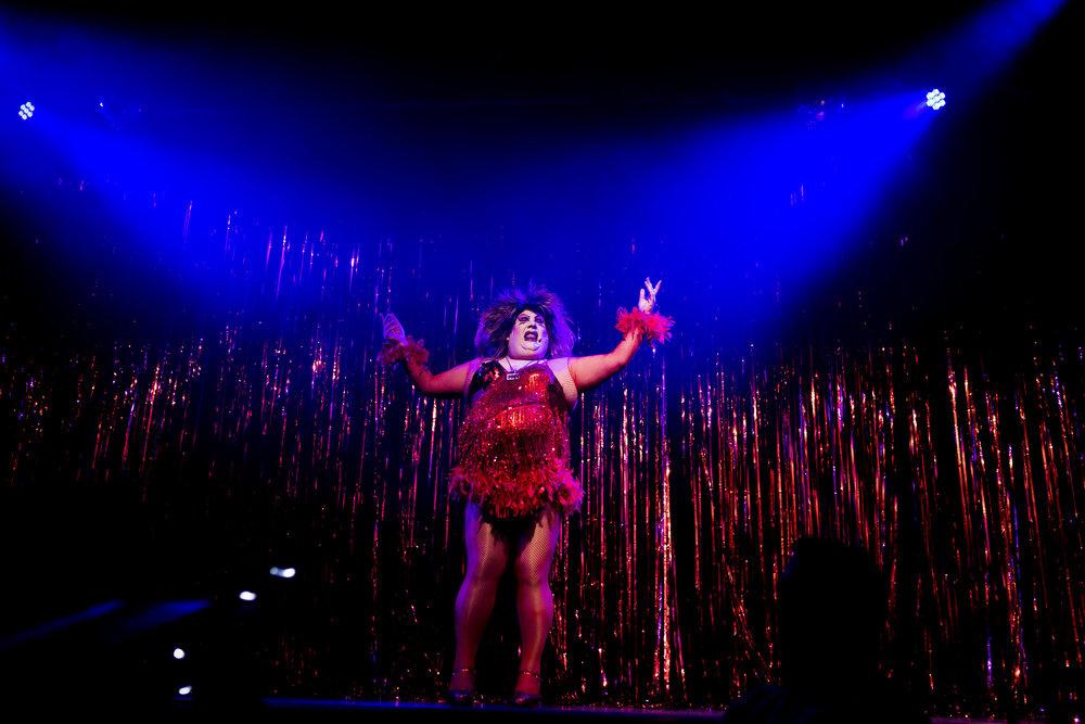 Priscilla Queen of the Desert man in drag