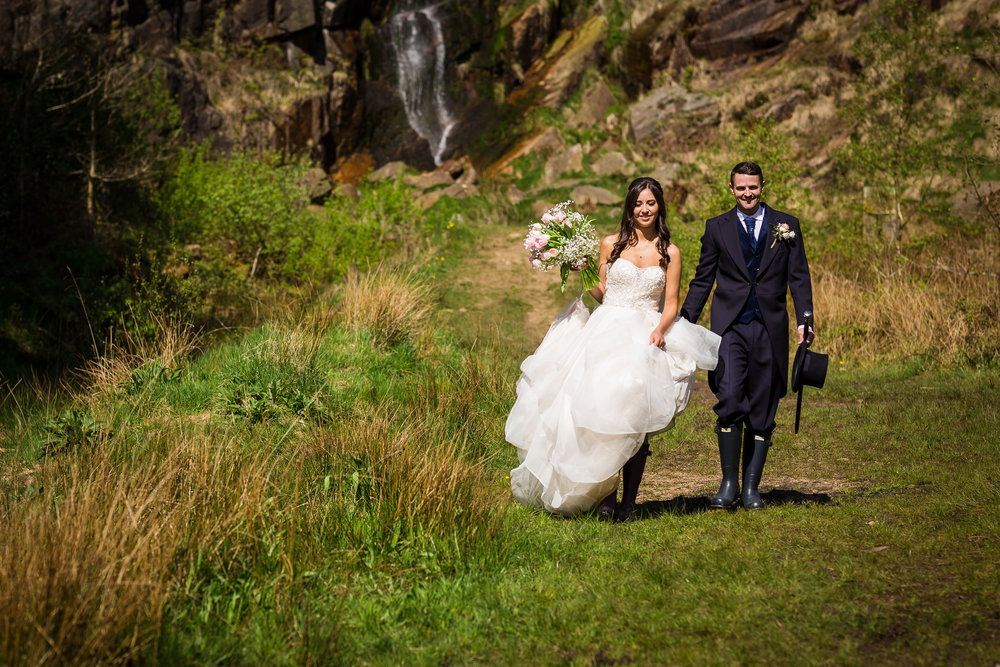 Shaw Wedding Pingot Quarry