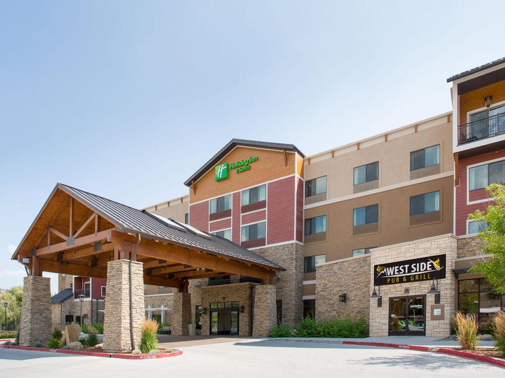 Holiday Inn & Suites Durango | Durango Blues Train