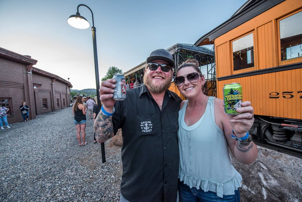 Ska Brewing | Durango Blues Train