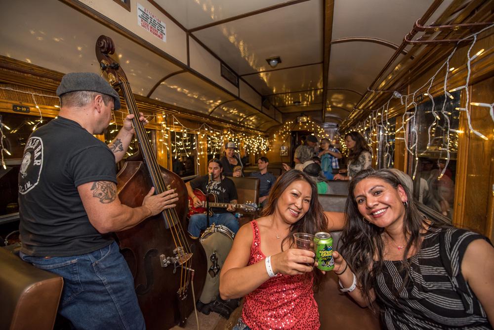 Durango Blues Train - Refreshments On Board
