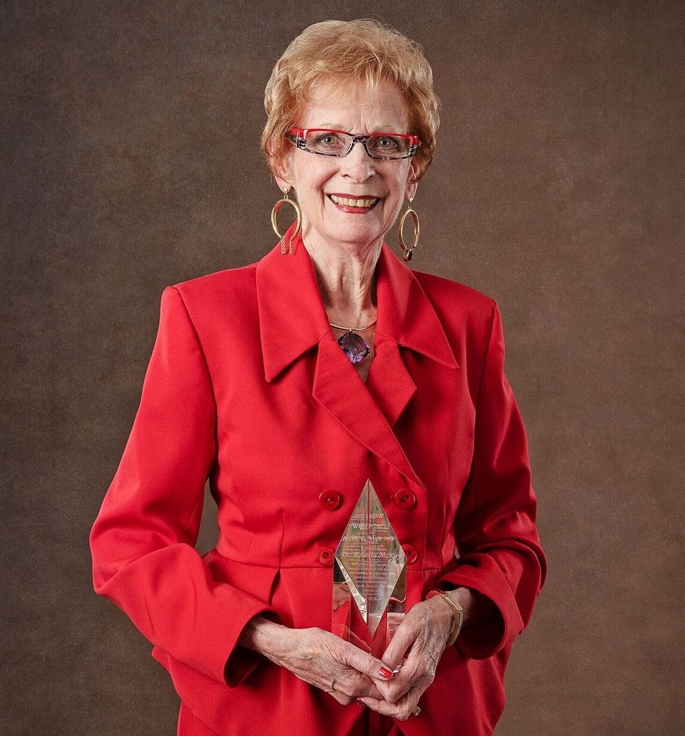 Lifetime Achievement Award - Dr. Roberta McKay