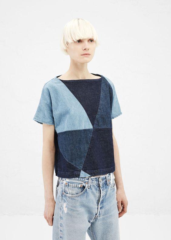 Rachel Comey - Brand  Composite Top