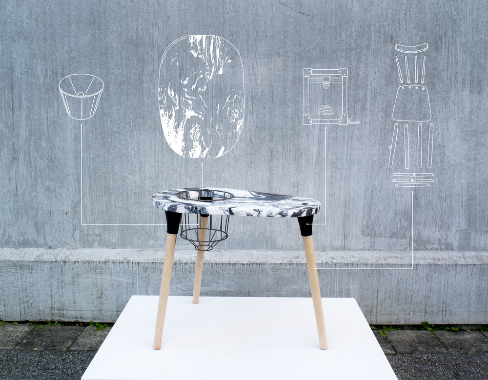 knitting table -  Anna Gudmundsdottir Emilia Borgvall 2013