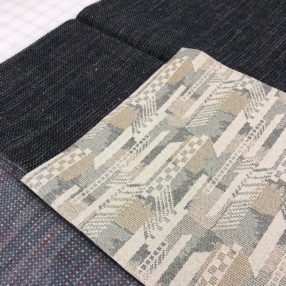 Curating textiles