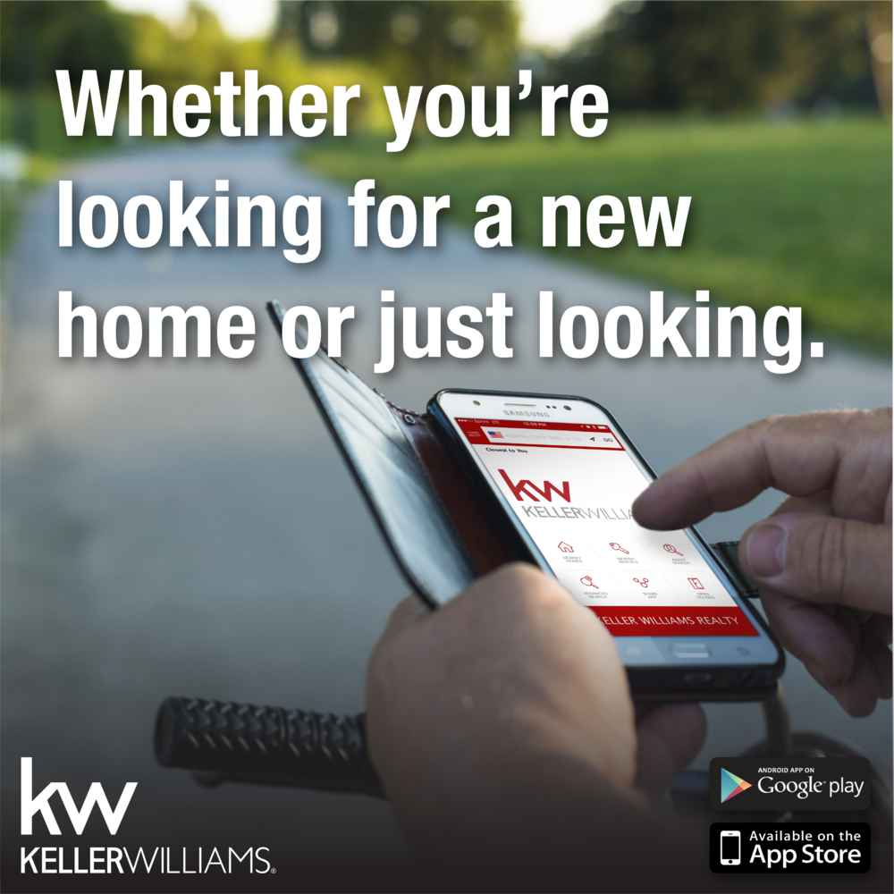 Stay connected.... - Download My Mobile AppWant to search for homes on the go? Wondering how much a home is listed for in your neighborhood? This app can do it all!