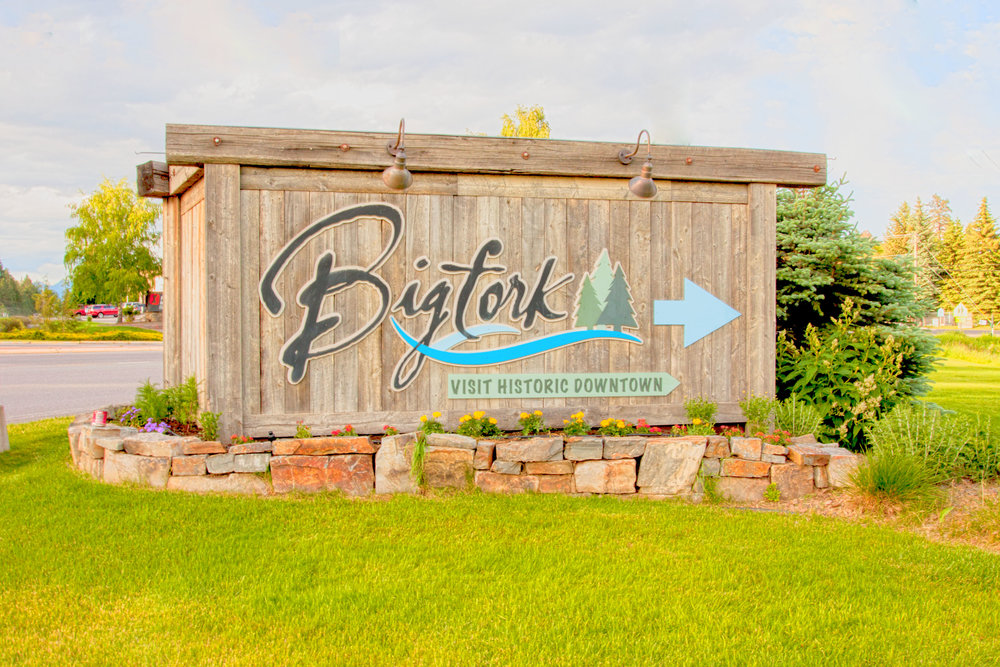 Bigfork  - Located at the North East part of Flathead Lake Bigfork serves as a playground for all ages. From boating to golfing, cherry orchards to a summer playhouse performances; Bigfork is host to great summer and culture enriching actives.