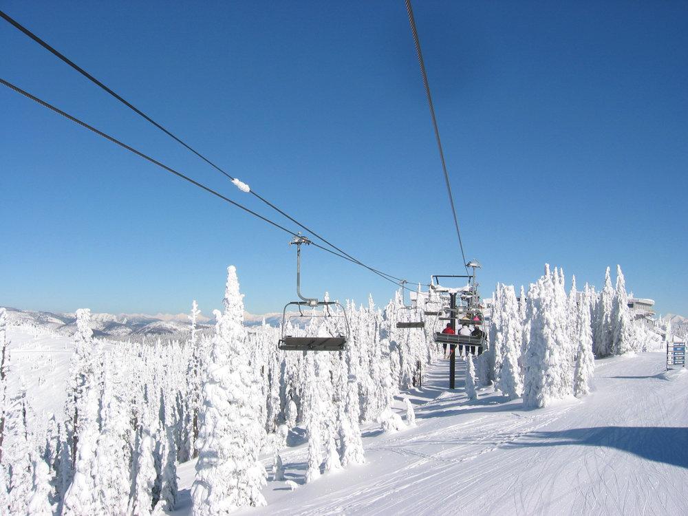 Whitefish Ski Resort - Formally know as Big Mountain enjoy year round hiking and a some great powder!