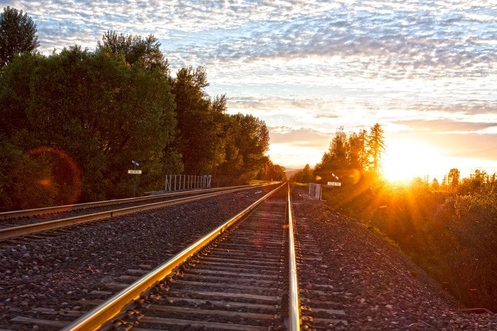 Sunset Traintracks.jpg
