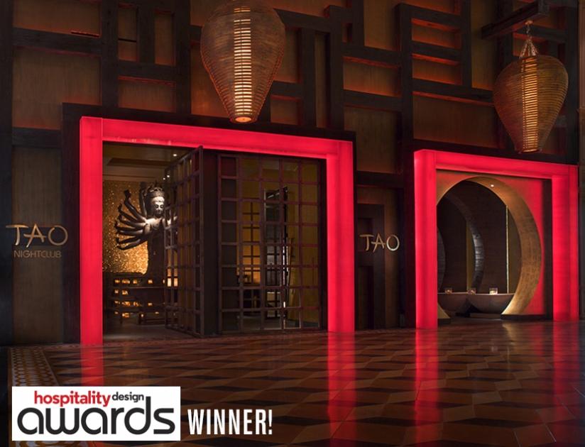 TAO -Las Vegas     WINNER: Hospitality Design Award, Best Restaurant - Fine Dining