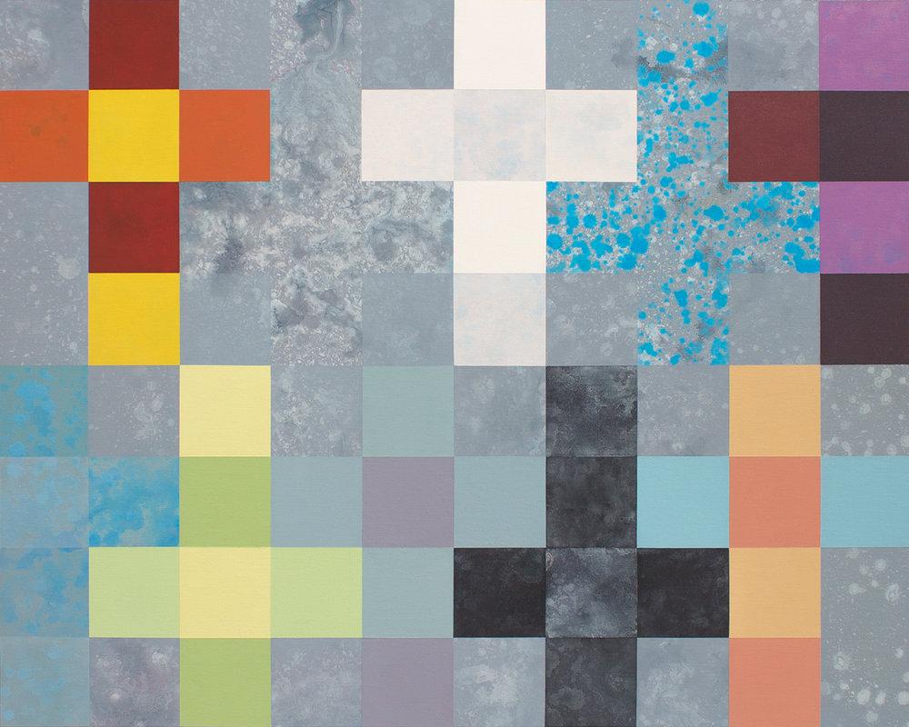 Composition X, 2017