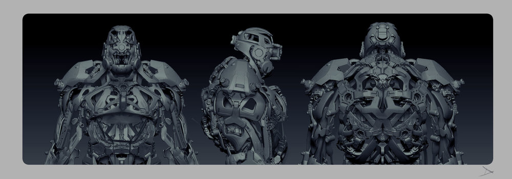 exosuit without diver