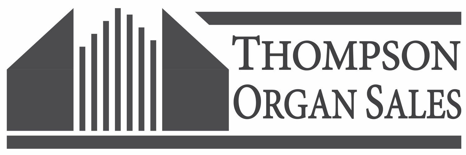 Thompson Organ Sales
