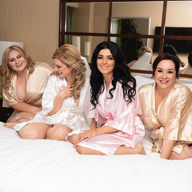 One of my favorite #bridalparty images yet! #laugh #love #enjoy #lasvegas #lasvegasweddingphotographer #lasvegaswedding