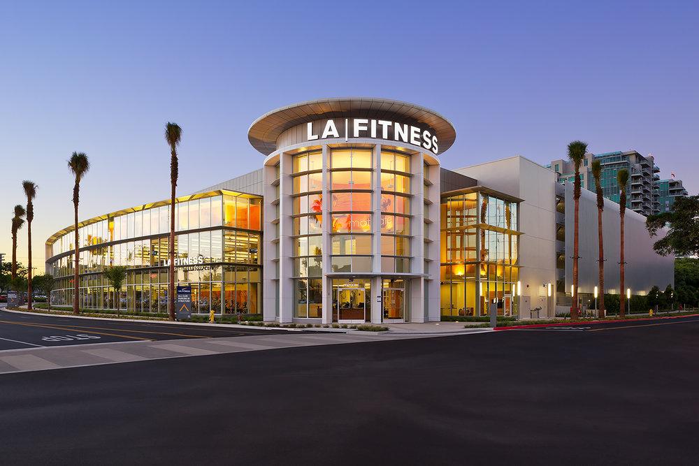 LA Fitness, Irvine, CA