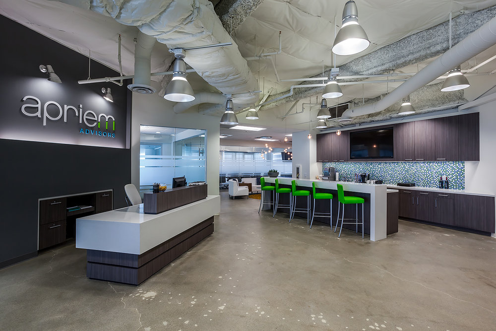 The Atrium, Apriem Advisors, Irvine, CA