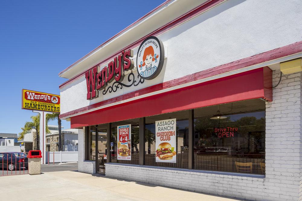 Wendys, San Diego, CA